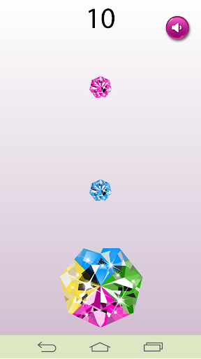 Cute Diamonds Game