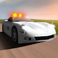 4x4 Off-Road Police Chase Game Icon