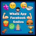Download SmileyStickers For Whatsapp FB APK