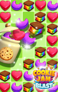 Cookie Jam Blast – Match & Crush Puzzle 21