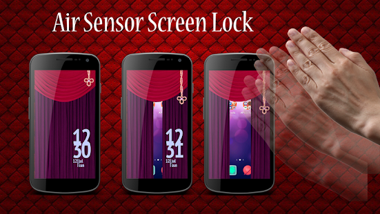Lastest On Air Lock Screen APK