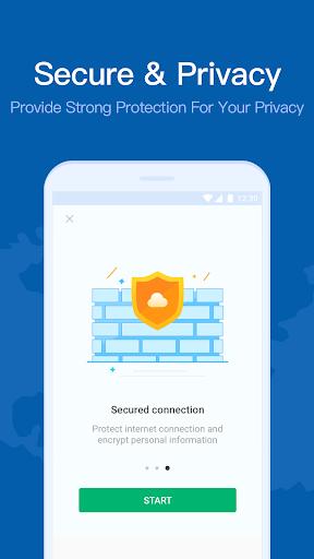 Hi VPN- Free VPN Proxy Server, Hotspot VPN Service screenshot 5