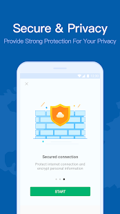 Hi VPN- Free VPN Proxy Server, Hotspot VPN Service Screenshot