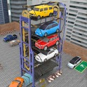 Real Smart Car Parking Crane icon