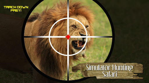 Simulator Hunting Safari
