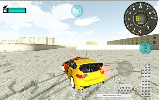 Araba Drift Oyunu 3D