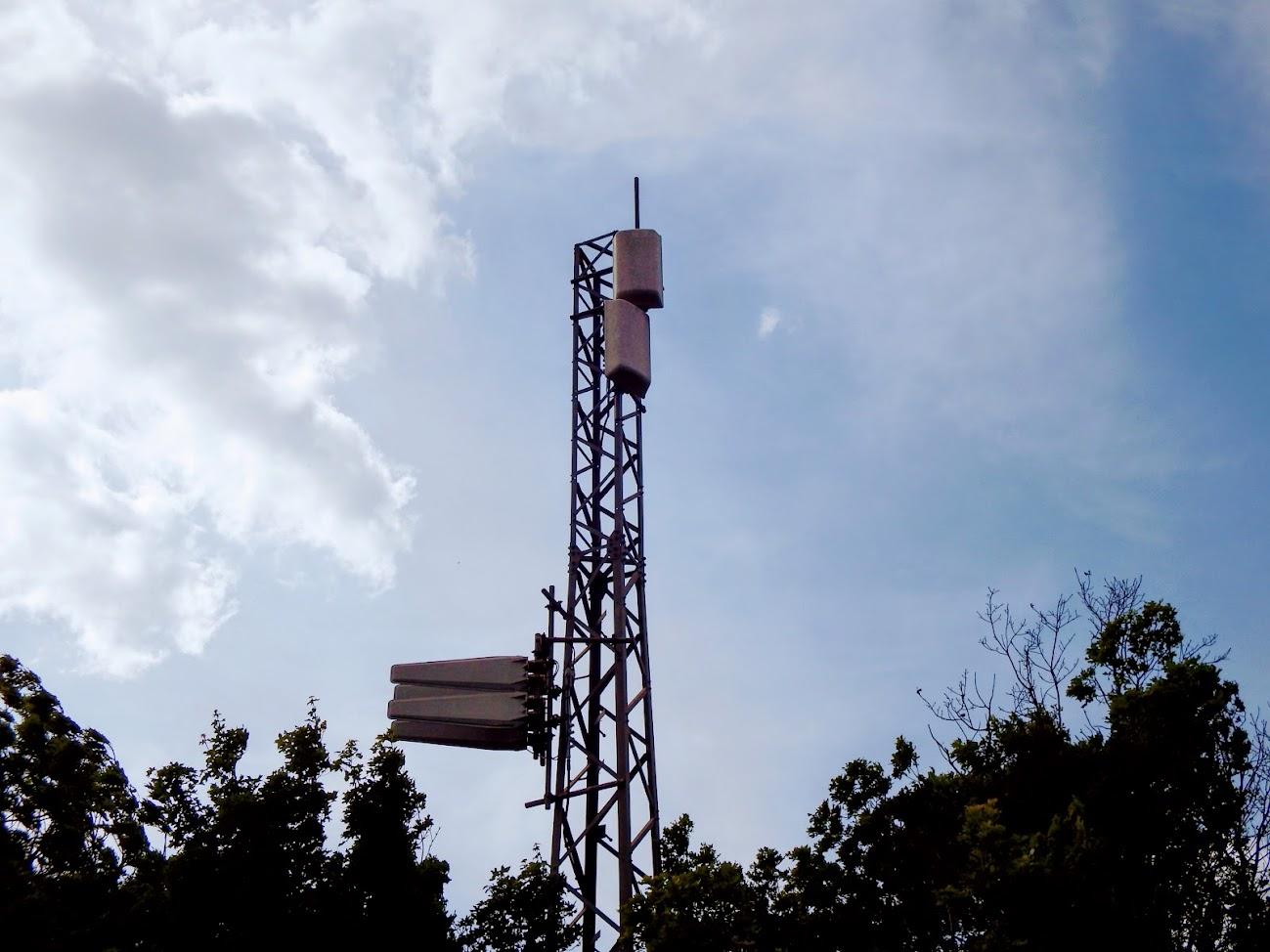 Leithaprodersdorf/Friedhofberg - DVB-T gapfiller