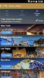 British Airways Screenshot 5