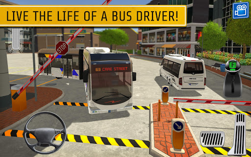 Bus Station: Learn to Drive! 1.3 screenshots 11