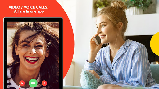 Social Video Messengers - Free Chat App All in one 3.5 screenshots 7