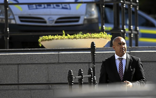 National Prosecuting Authority head Shaun Abrahams.