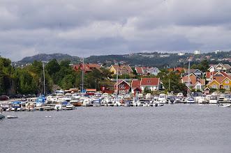 Photo: Der Hafen auf Vågsbygd