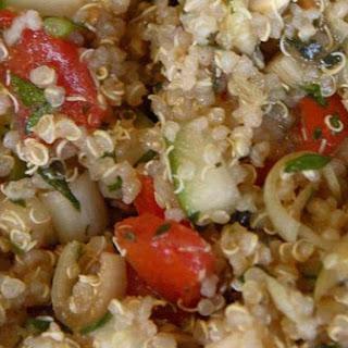 Quinoa Tabbouleh (Gluten-Free)