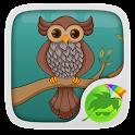 Cute Owls Keyboard icon