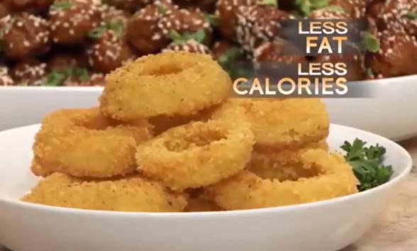 Copper Crisper less fat no frying