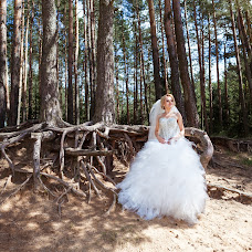 Wedding photographer Oksana Lebed (OksanaLebedz). Photo of 07.09.2016