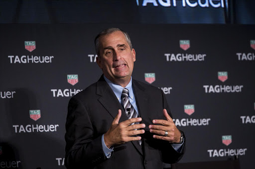Intel CEO Brian Krzanich. Picture: BLOOMBERG/MICHAEL NAGLE