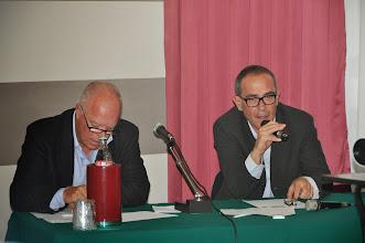 Photo: Antonio Bozzo (Segretario AIATP) e il presidente Sergio Michelini