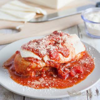 Super Easy Slow Cooker Chicken Parmesan