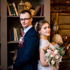 Wedding photographer Evgeniy Ryabcev (ryabtsev). Photo of 01.11.2017