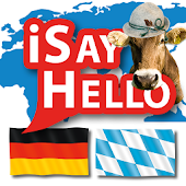 iSayHello German/Bavarian free