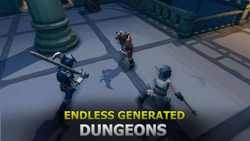 Restless Dungeon