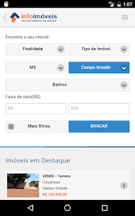 InfoImóveis- screenshot thumbnail
