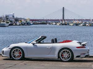 911 991H2 carrera S cabrioletのカスタム事例画像 Paneraorさんの2020年08月19日20:42の投稿