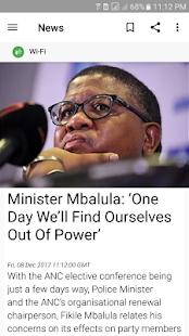 SA Breaking News #datafree - náhled