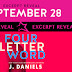 #ExcerptReveal FOUR LETTER WORD by J. Daniels