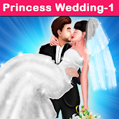 Princess Wedding Bride Part 1