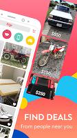 screenshot of letgo: Buy & Sell Used Stuff, Cars, Furniture