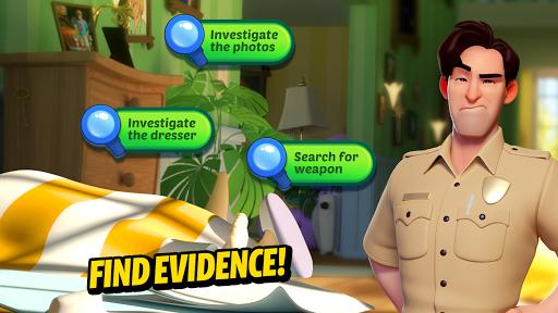 Small Town Murders: Match 3 Crime Mystery Stories apkdebit screenshots 2