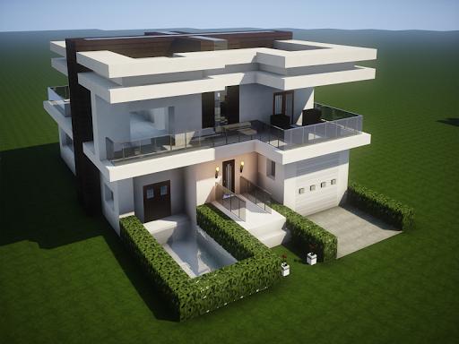 New Modern House Map - 500 Top Design Apk 2