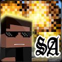 Mod GTA SA para Minecraft PE icon