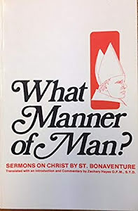 WHAT MANNER OF MAN ?