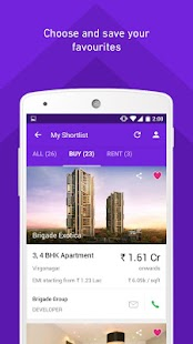 Housing-Real Estate & Property- screenshot thumbnail