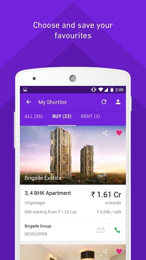 Housing-Real Estate & Property- screenshot