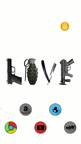 android Full Panoply of Loving Terms Screenshot 1