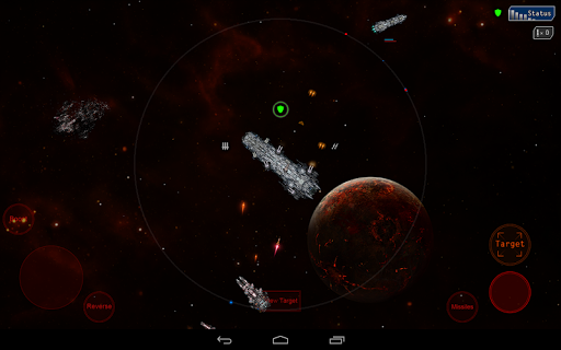 Space RPG 3 - screenshot