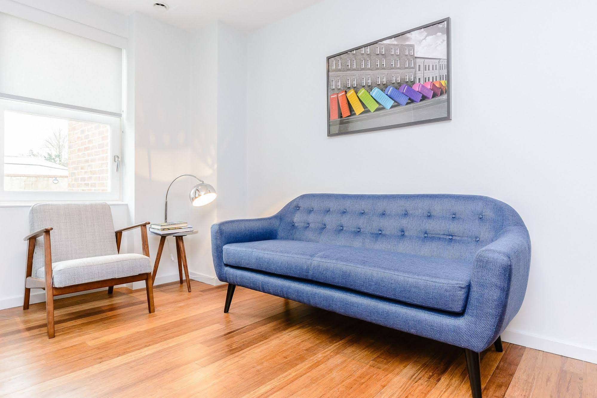 Flying Butler - Richmond Ibis House Apartments