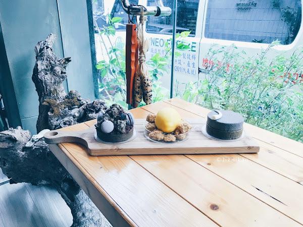 河床法式甜點工作室:城市裡的一處綠意・獨一無二蘊藏故事的甜點