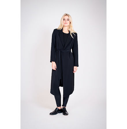 Brooke Coat Black - Dry Lake