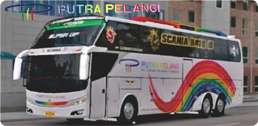 Download Livery Bussid Putra Pelangi HD free (Android)