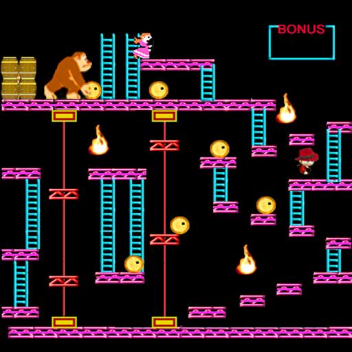 Denkey Kong arcade classic