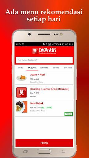 DKantin 0.7.7.1 screenshots 3