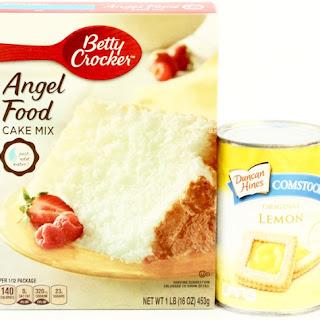 Easy Lemon Bars Recipe - 2 ingredients!.