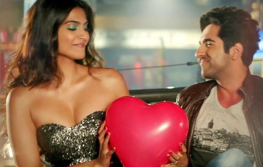 Sonam Kapoor valentines day