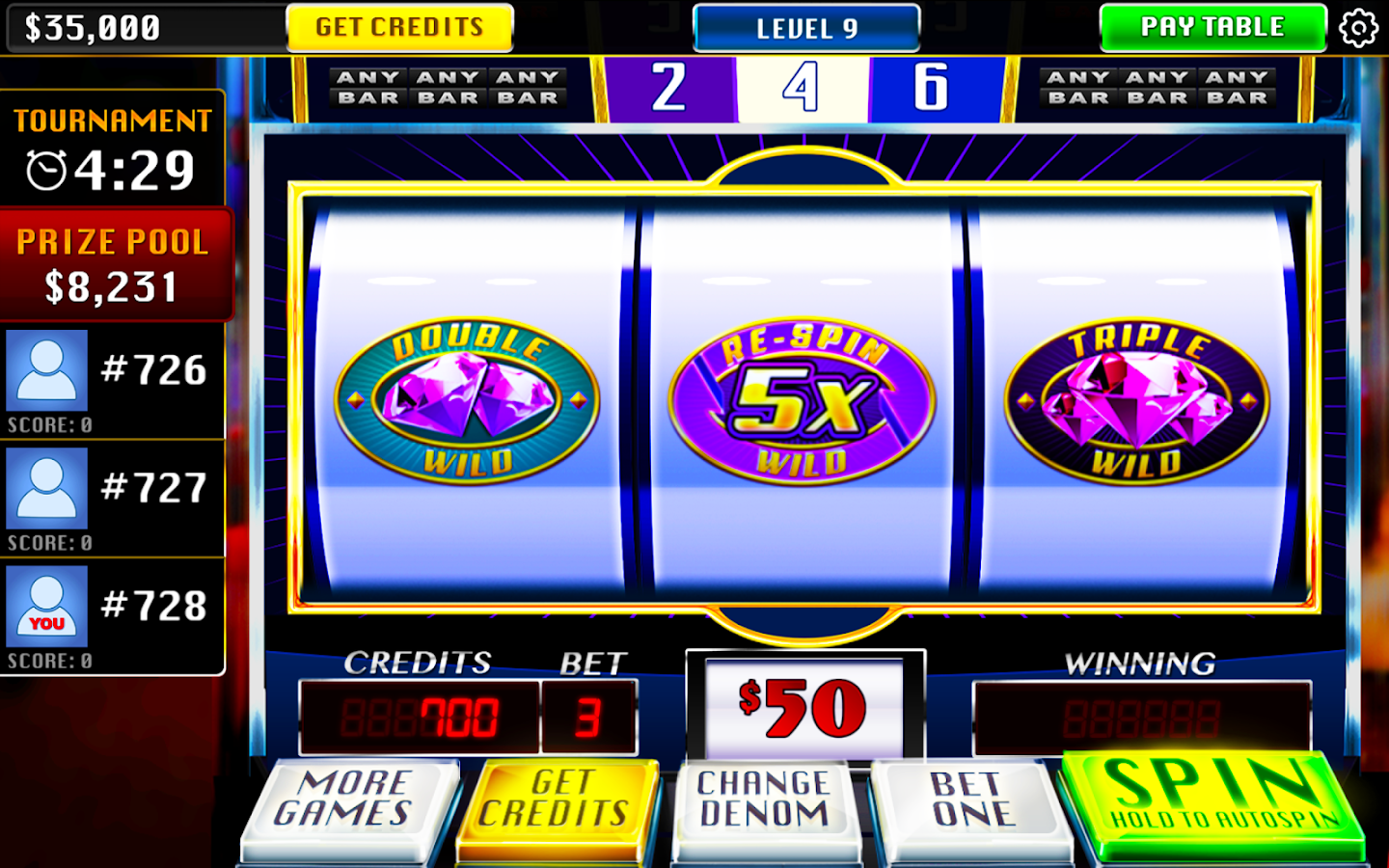 real online casino slot games