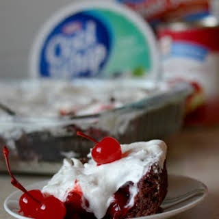 Easy Black Forest Cake.